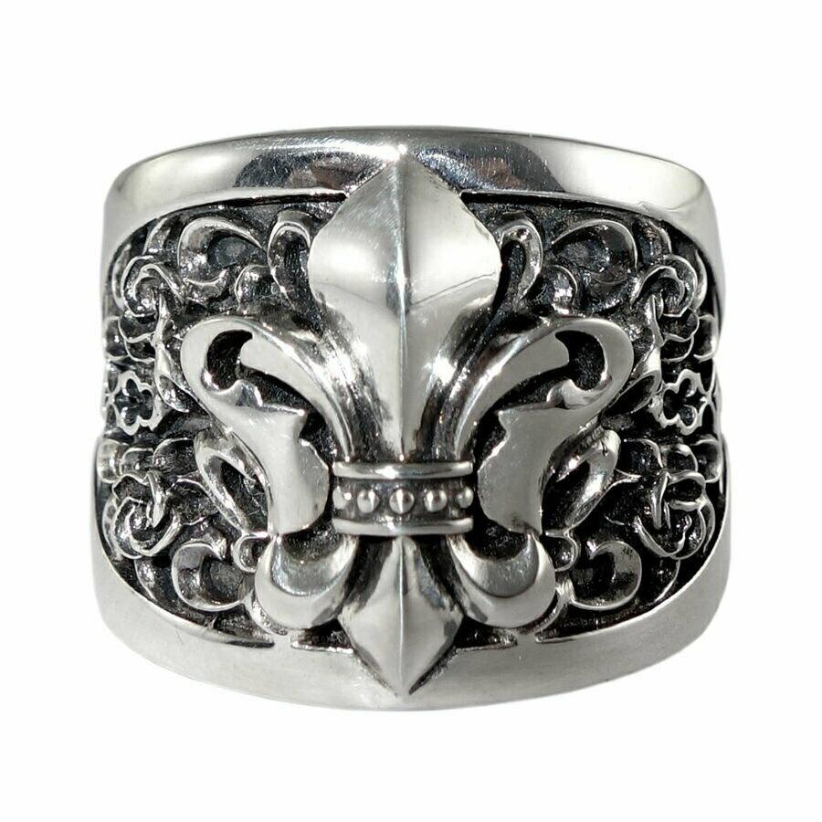 フレアーデリスリング ACR0257 fleur-de-lis ring