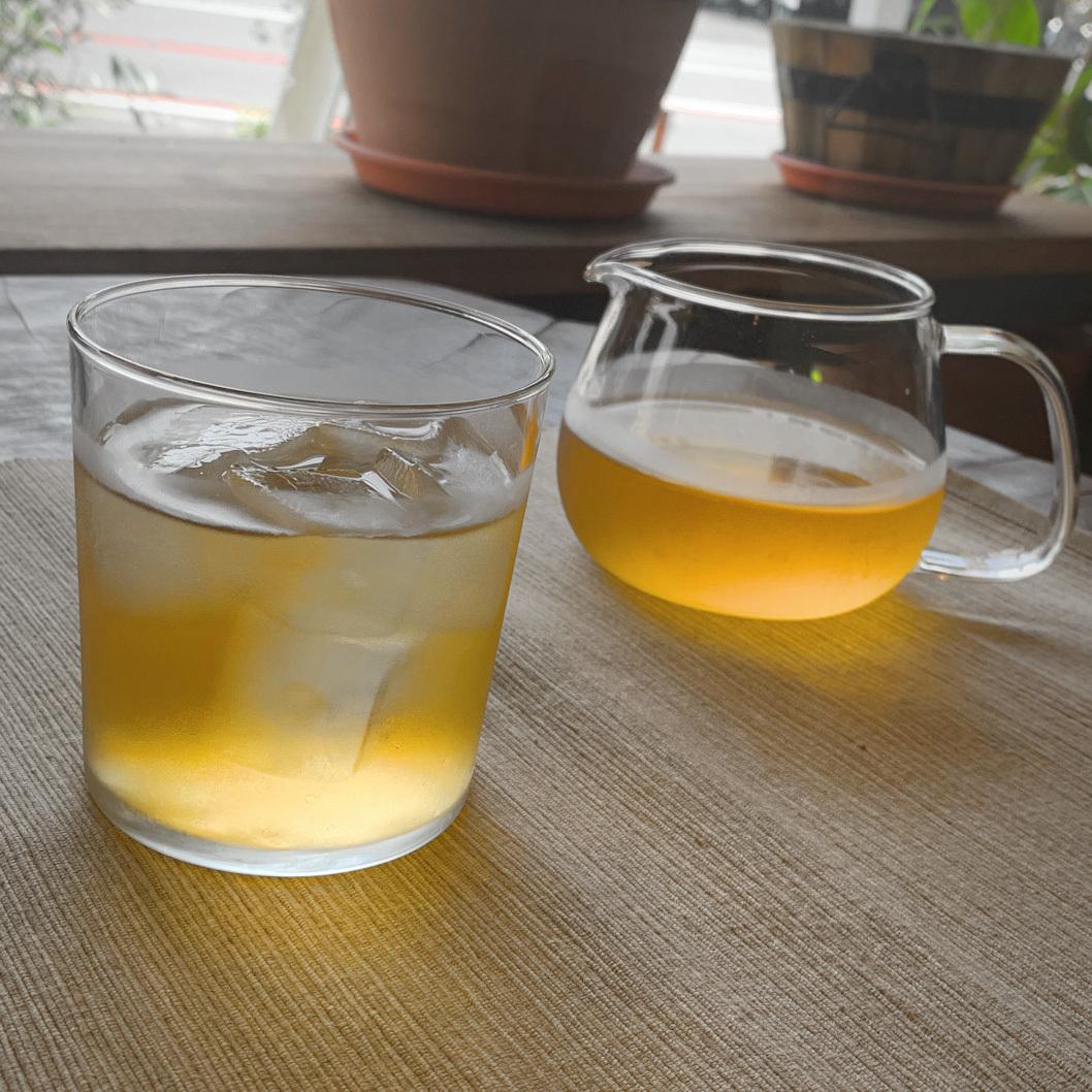 ホトトギスファームのオーツ麦茶