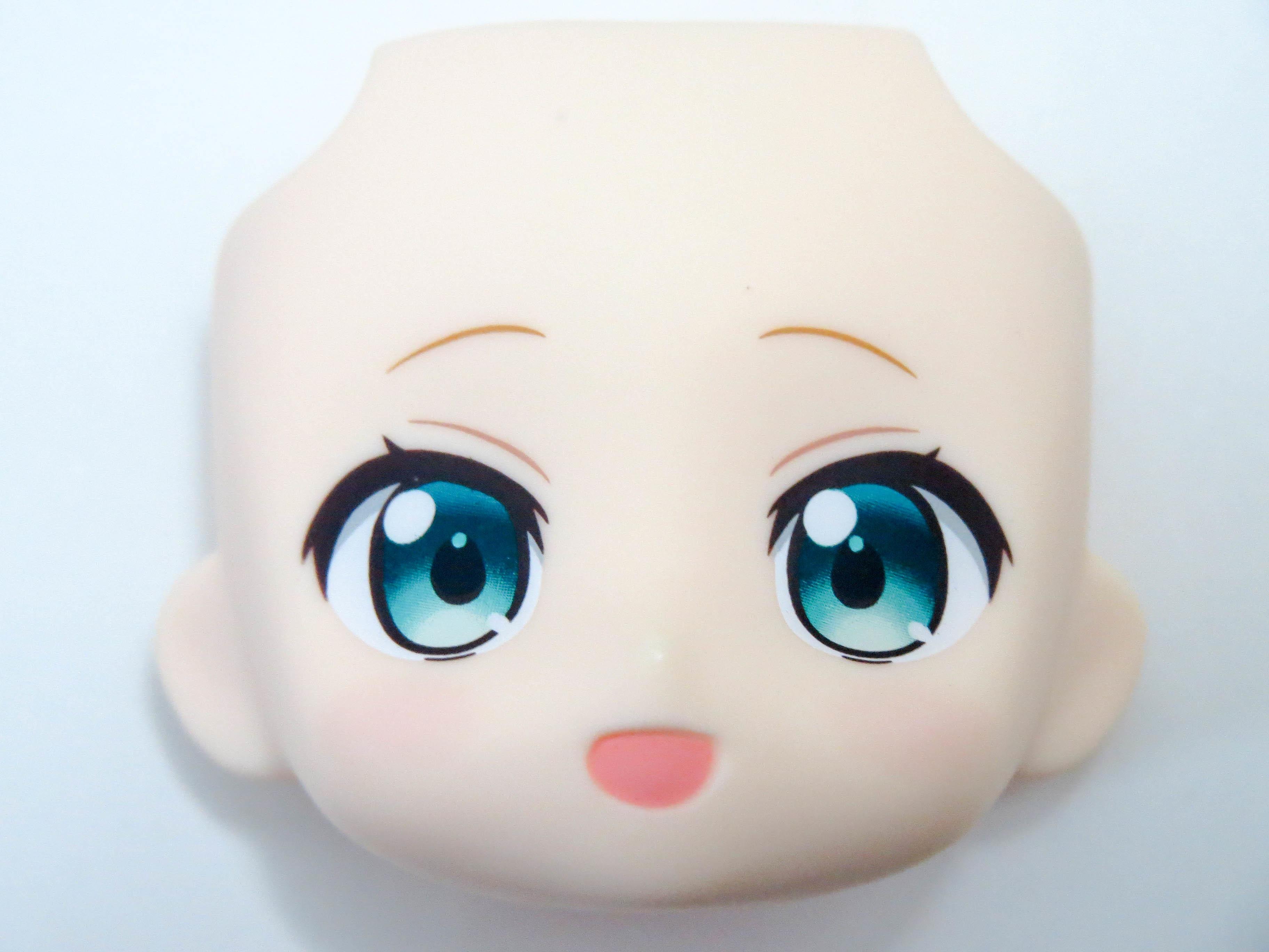 【929】 シャロ 顔パーツ 普通 ねんどろいど