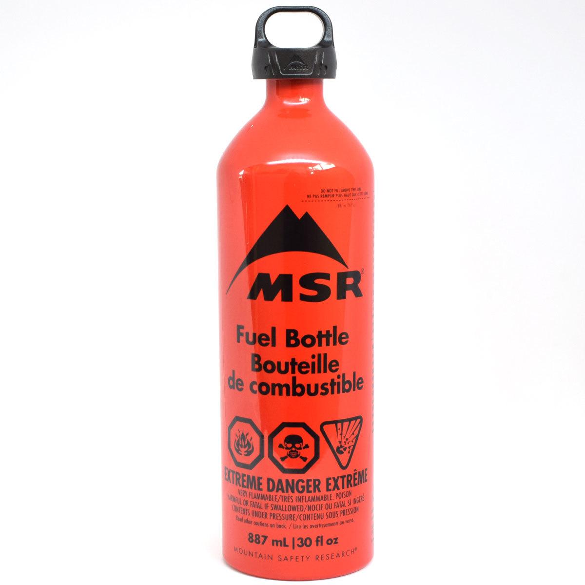 MSR FUEL BOTTLES 燃料ボトル 30oz(887ml)