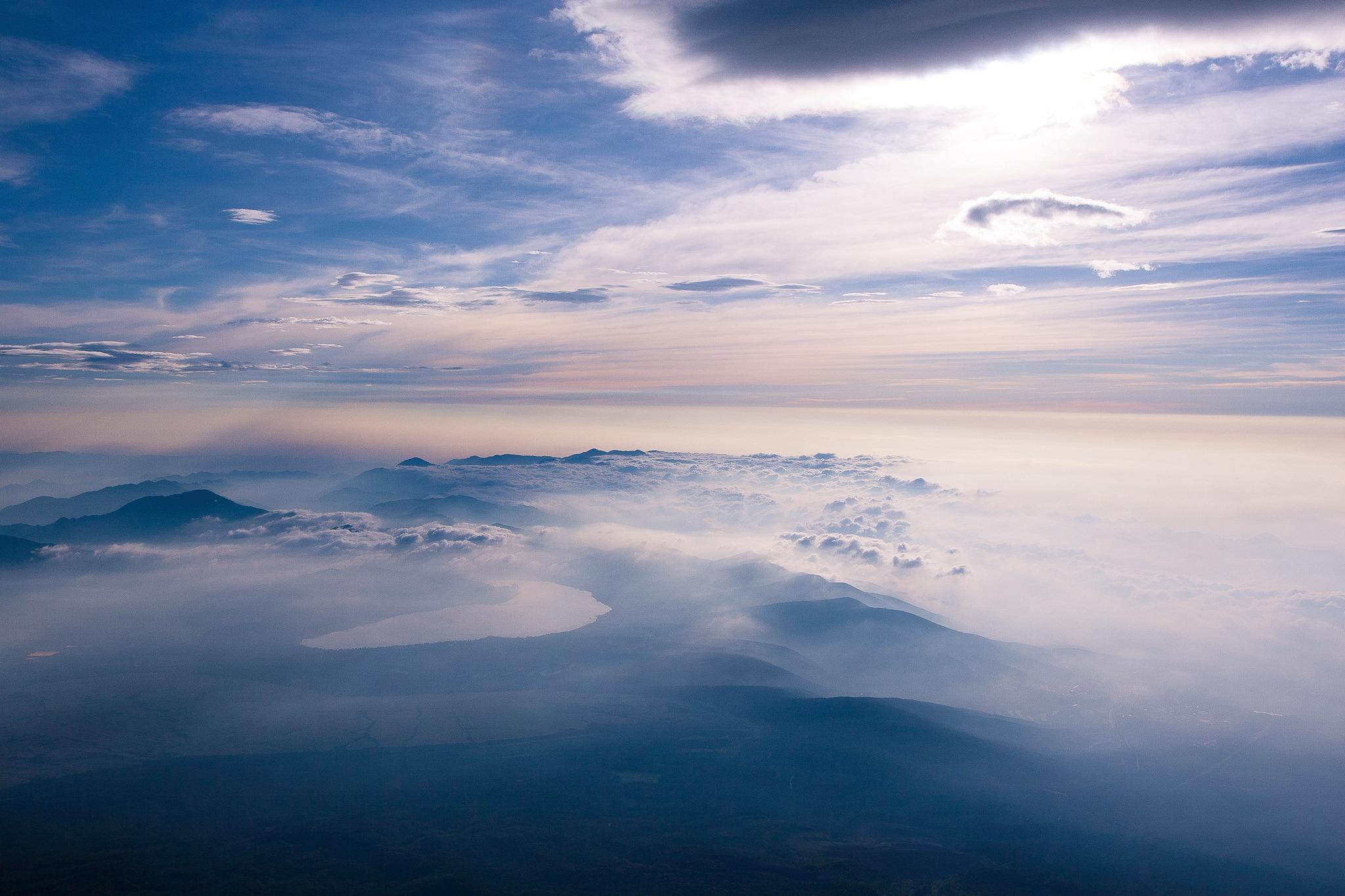 無料 富士山写真002[壁紙 フリー 素材]