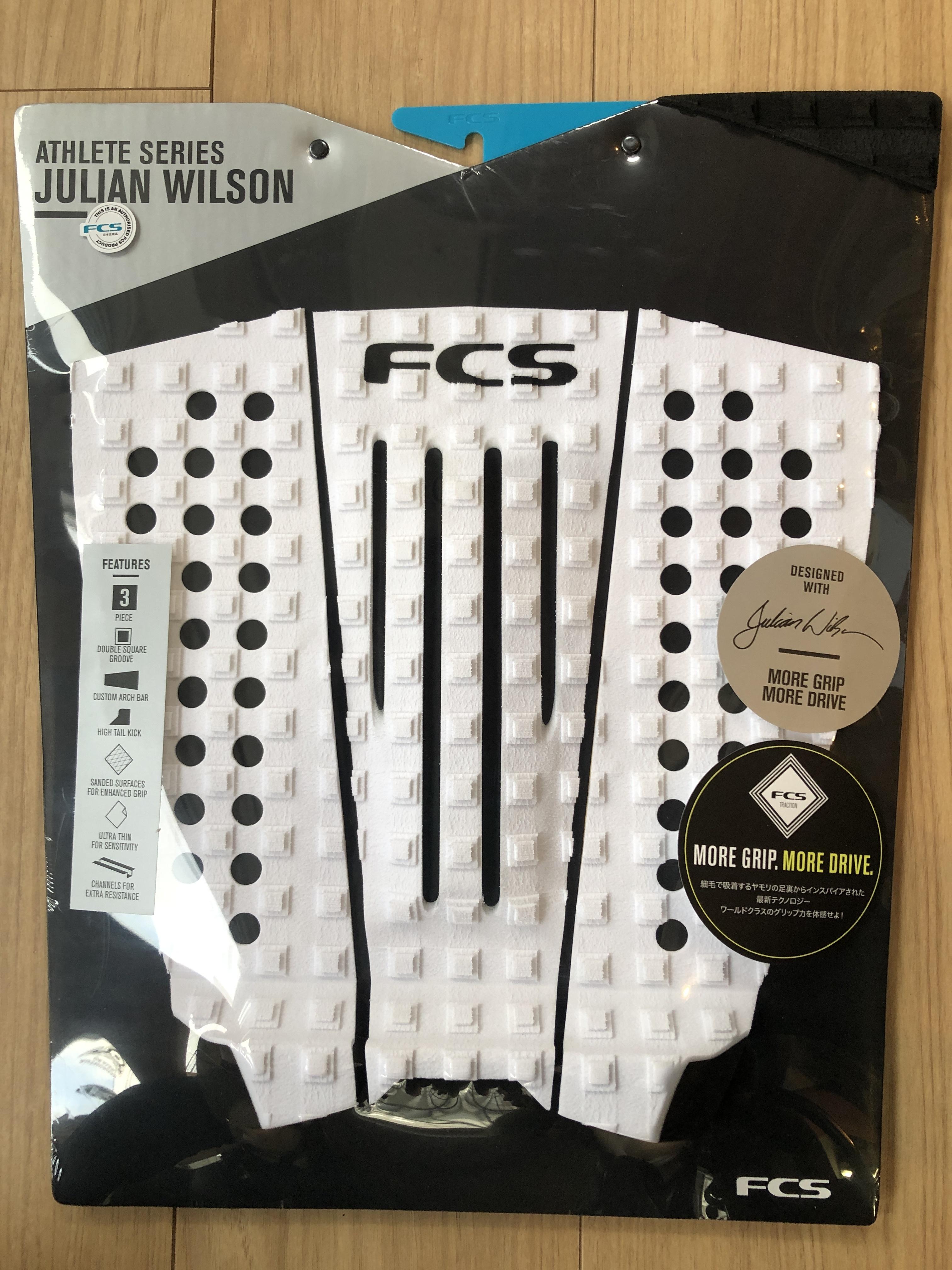 FCS JULIAN WILSON
