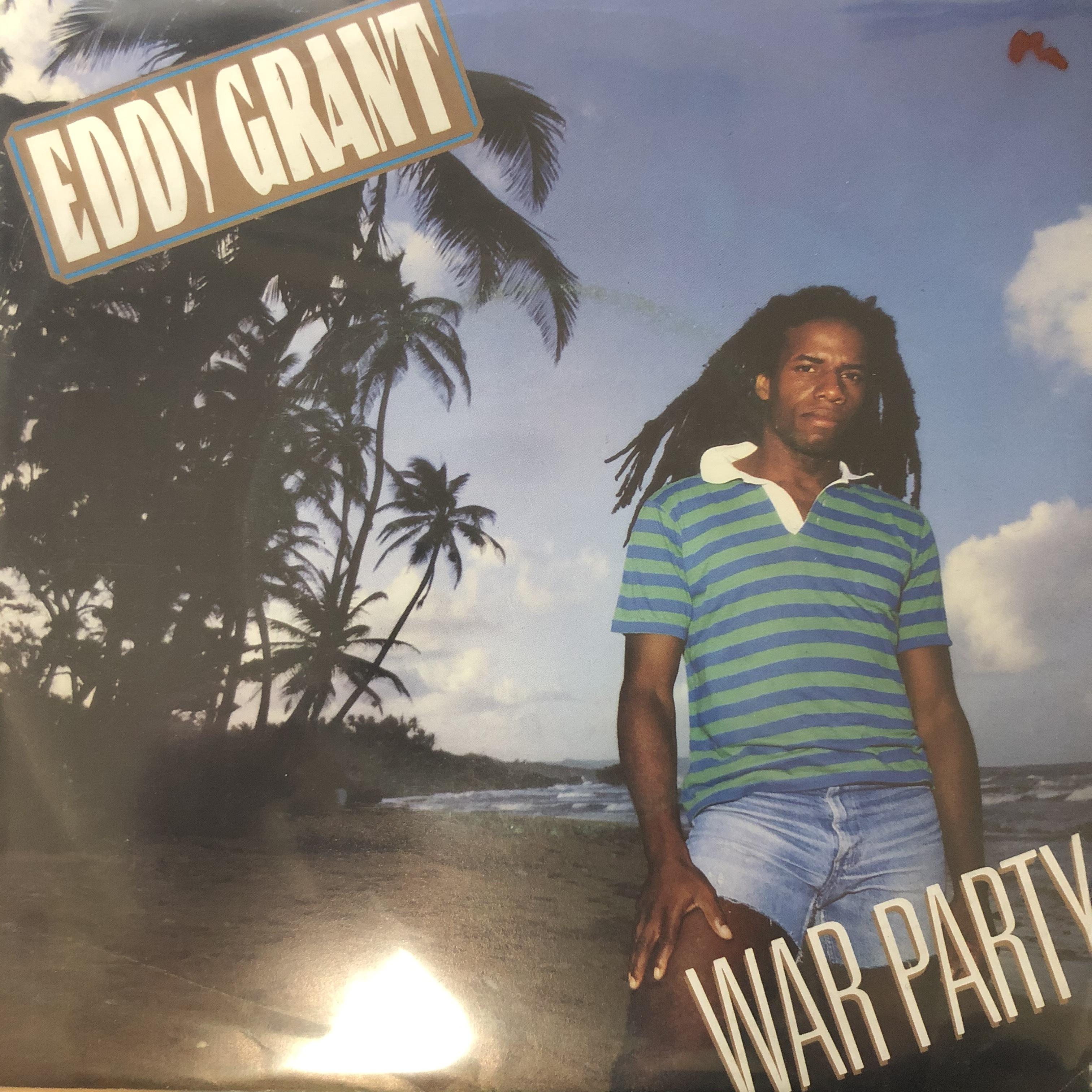 Eddy Grant - War Party 【7-20655】