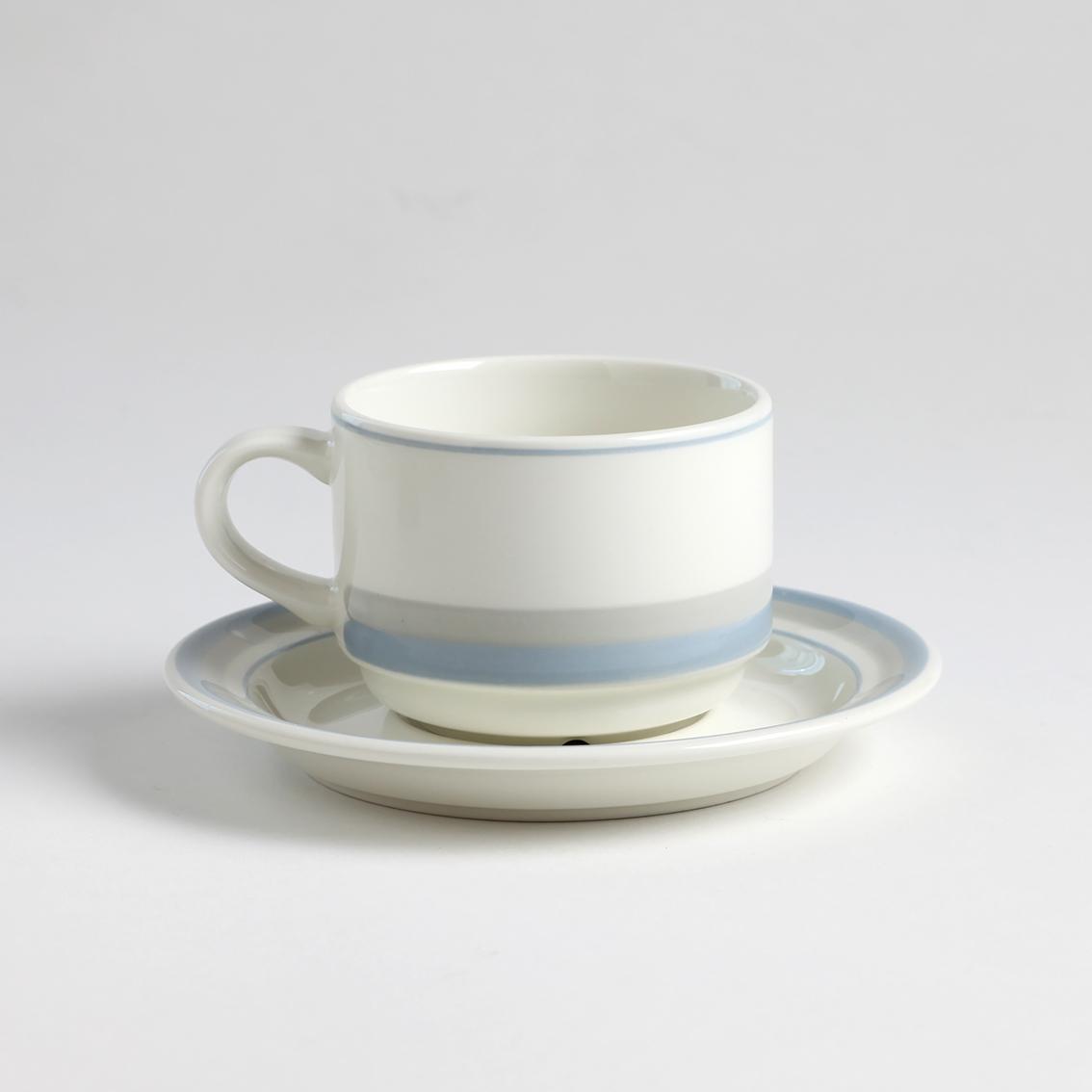 ARABIA アラビア Pallas パラス コーヒーカップ&ソーサー - 2 北欧ヴィンテージ