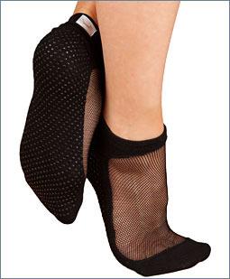 "Shashi ""Cool Feet Grip Socks"""