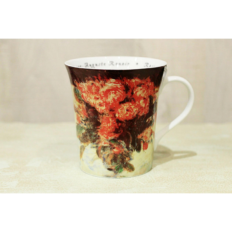 Art Mug ルノワール<マグカップ> KONITZ 浜松雑貨屋 C0pernicus(電子レンジ、食器洗浄機にも対応)