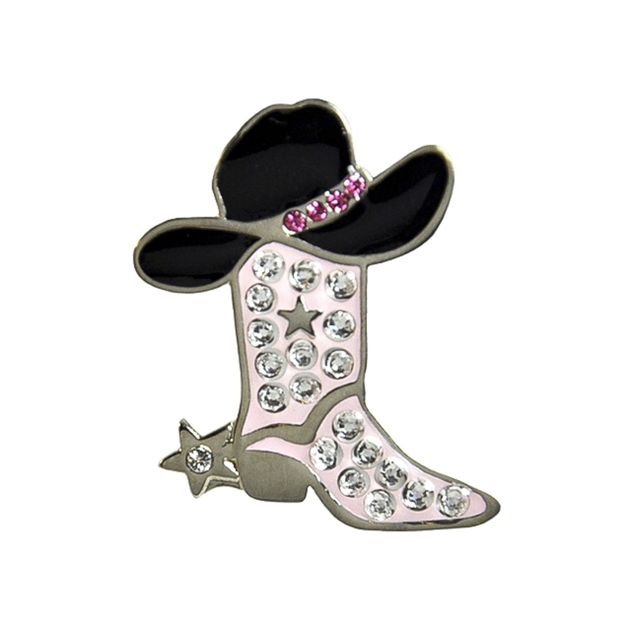 141. Cowgirl Boot Pink