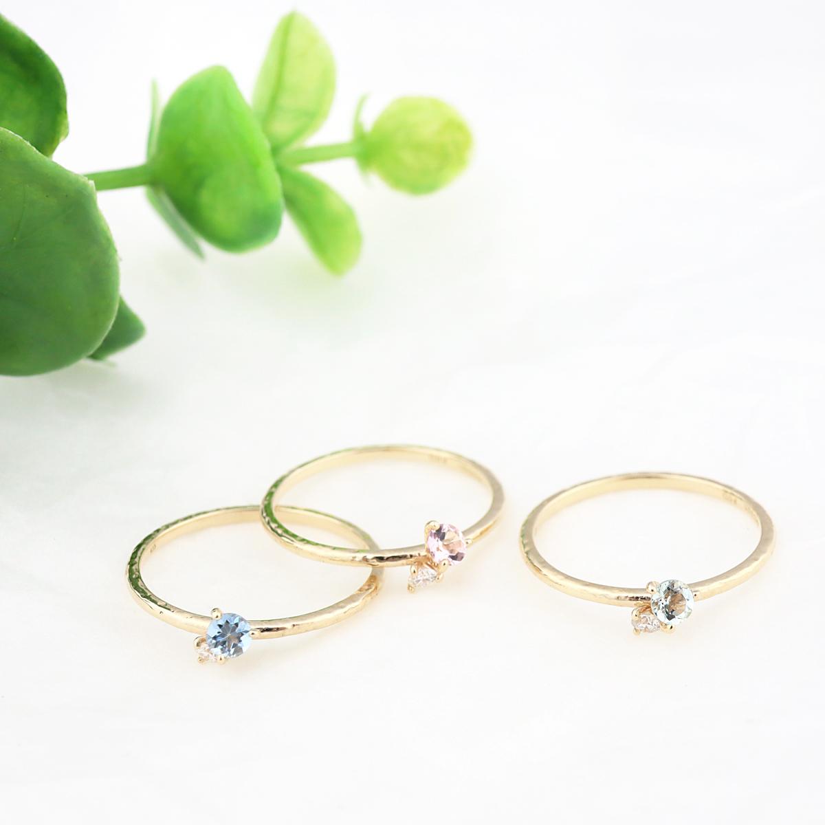 fleurage ring