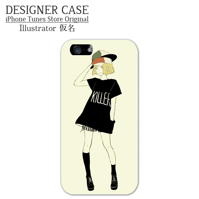 iPhone6 Soft case[KILLER] Illustrator:kamei