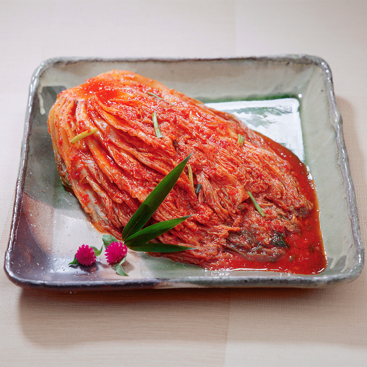 通のための白菜キムチ(1㎏×1個)