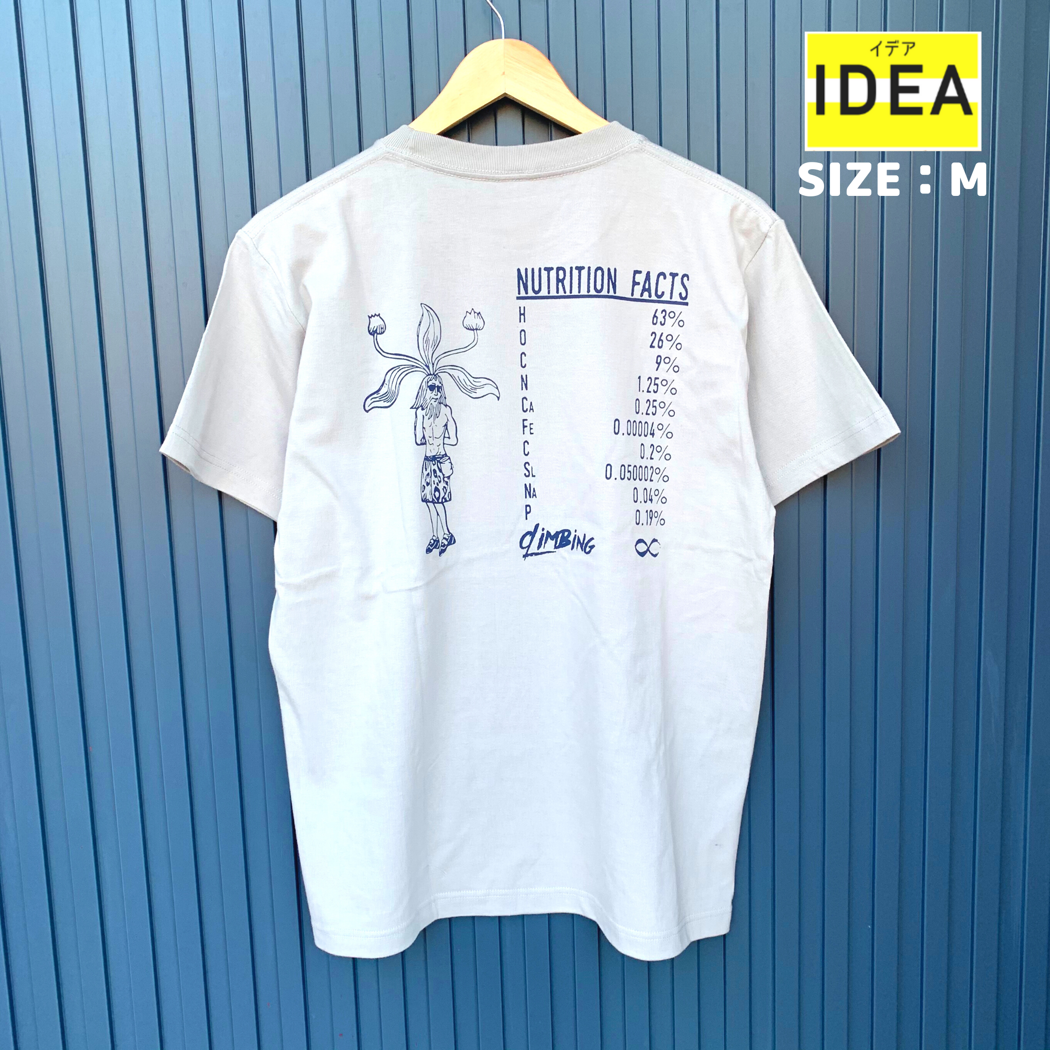【IDEA】M- FACT