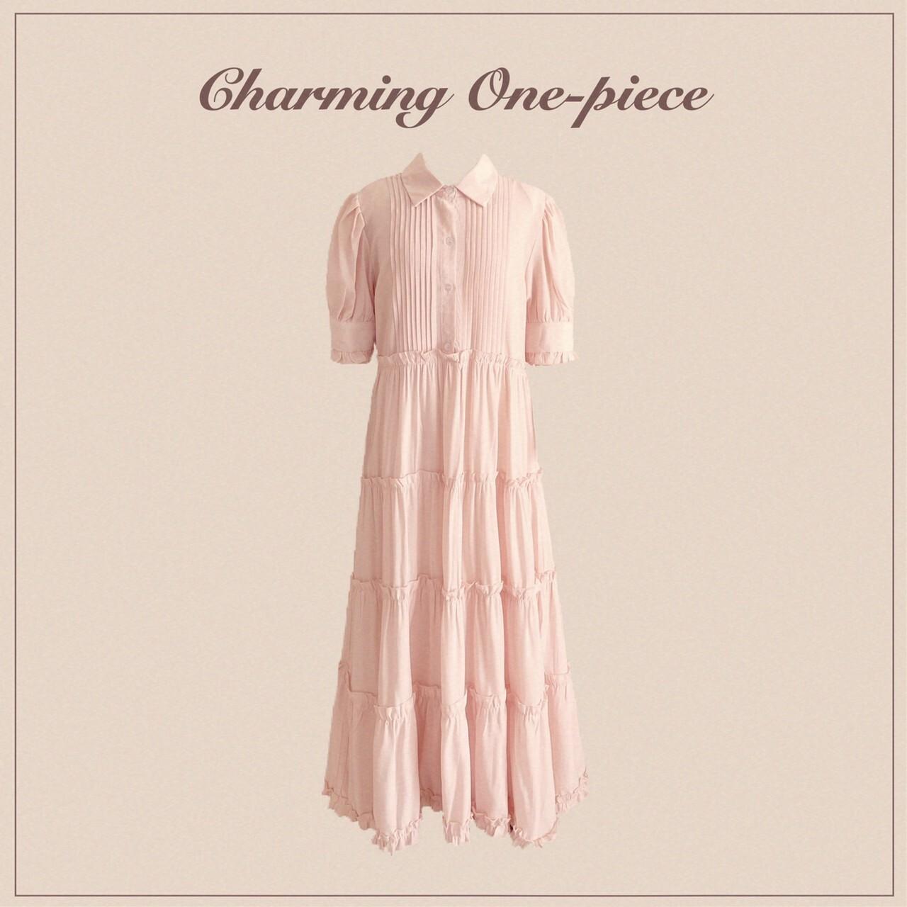 【meltie】charming one-piece