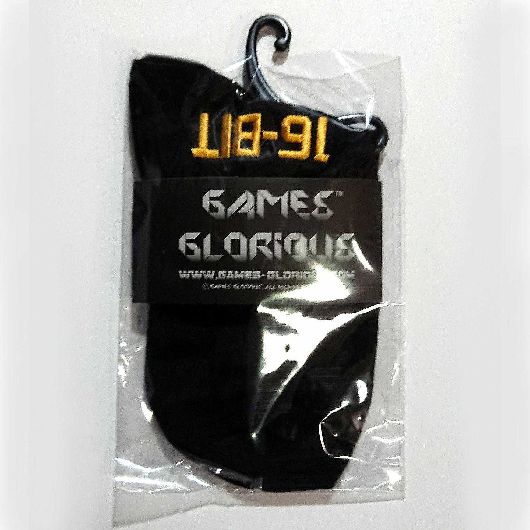 メガドライブ ソックス -SHORT- / GAMES GLORIOUS
