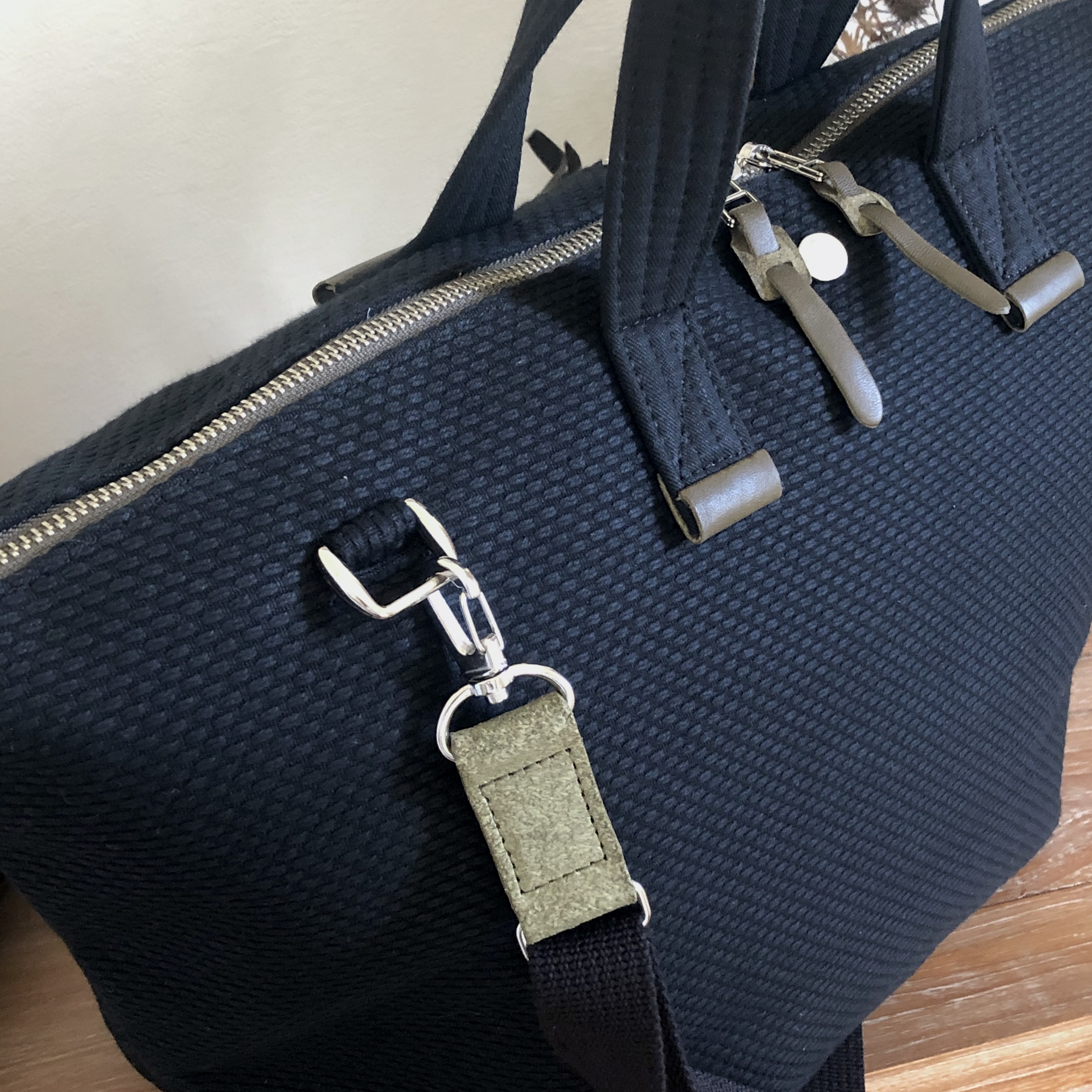 Bowler bag Medium +S / CaBas【B/O】