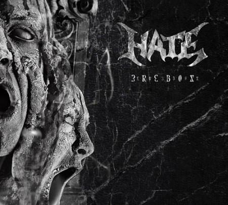 "HATE ""Erebos""  (輸入盤)"