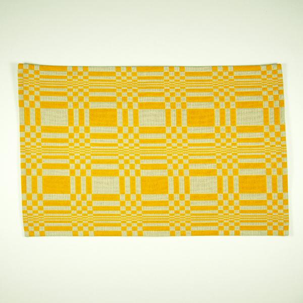 JOHANNA GULLICHSEN Puzzle Mat 5 Doris Yellow