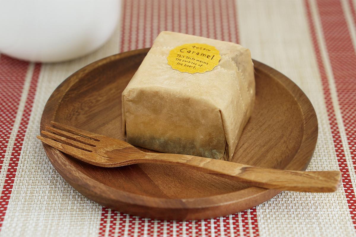 チーズケーキ(キャラメル)