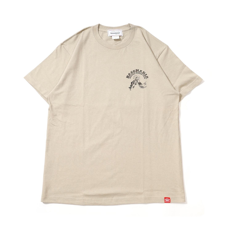 Hand Landing Tシャツ [S.GRY]