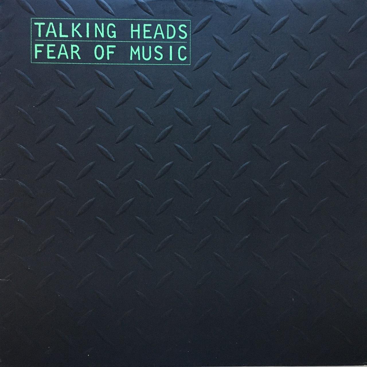 【LP・米盤】Talking Heads / Fear Of Music
