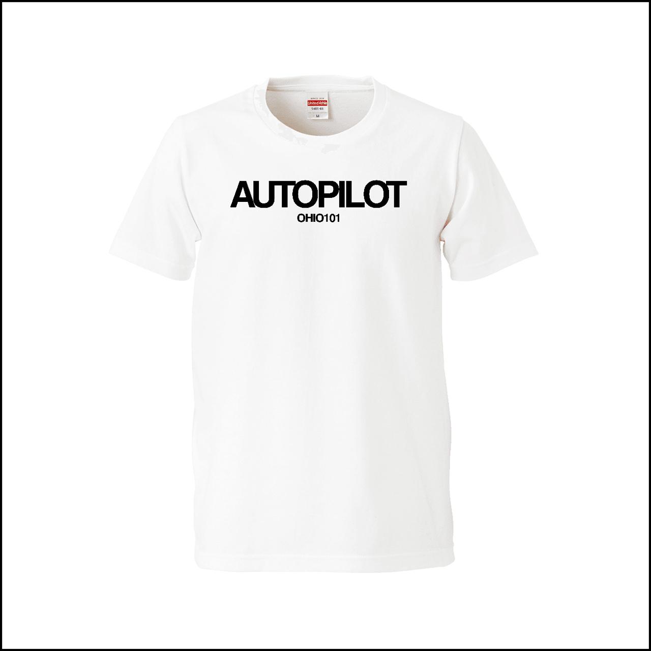 AUTOPILOT white × black