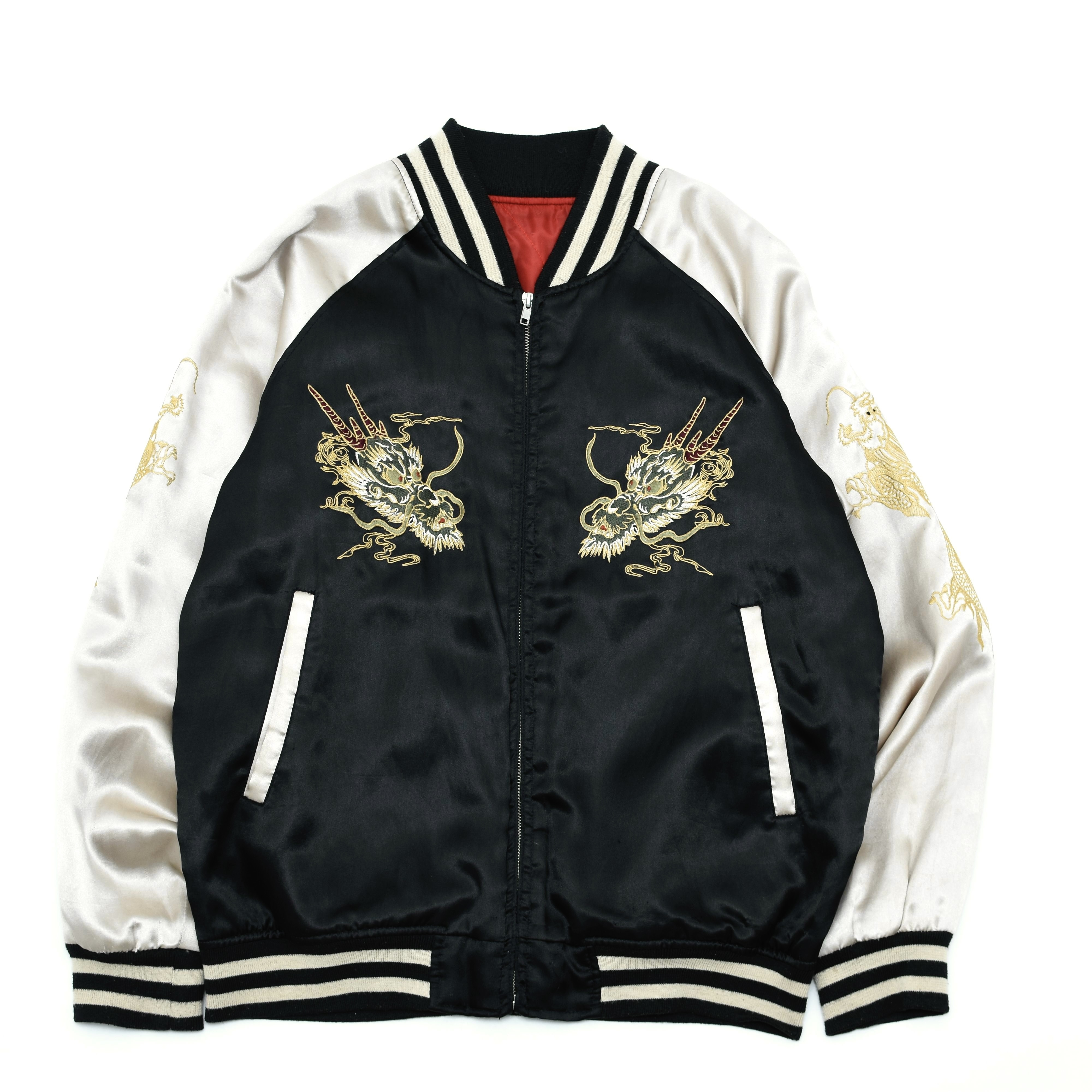 "Souvenir Jacket ""SUKAJAN"""