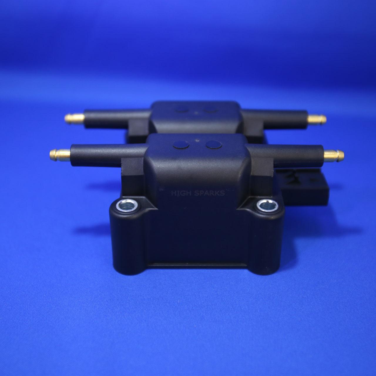 セット販売品 ・取付専用ボルト ・BMW MINI R50~R53 ワン、クーパー、クーパーS及びJCWキット装着車用ハイスパークイグニッションコイル   - 画像1