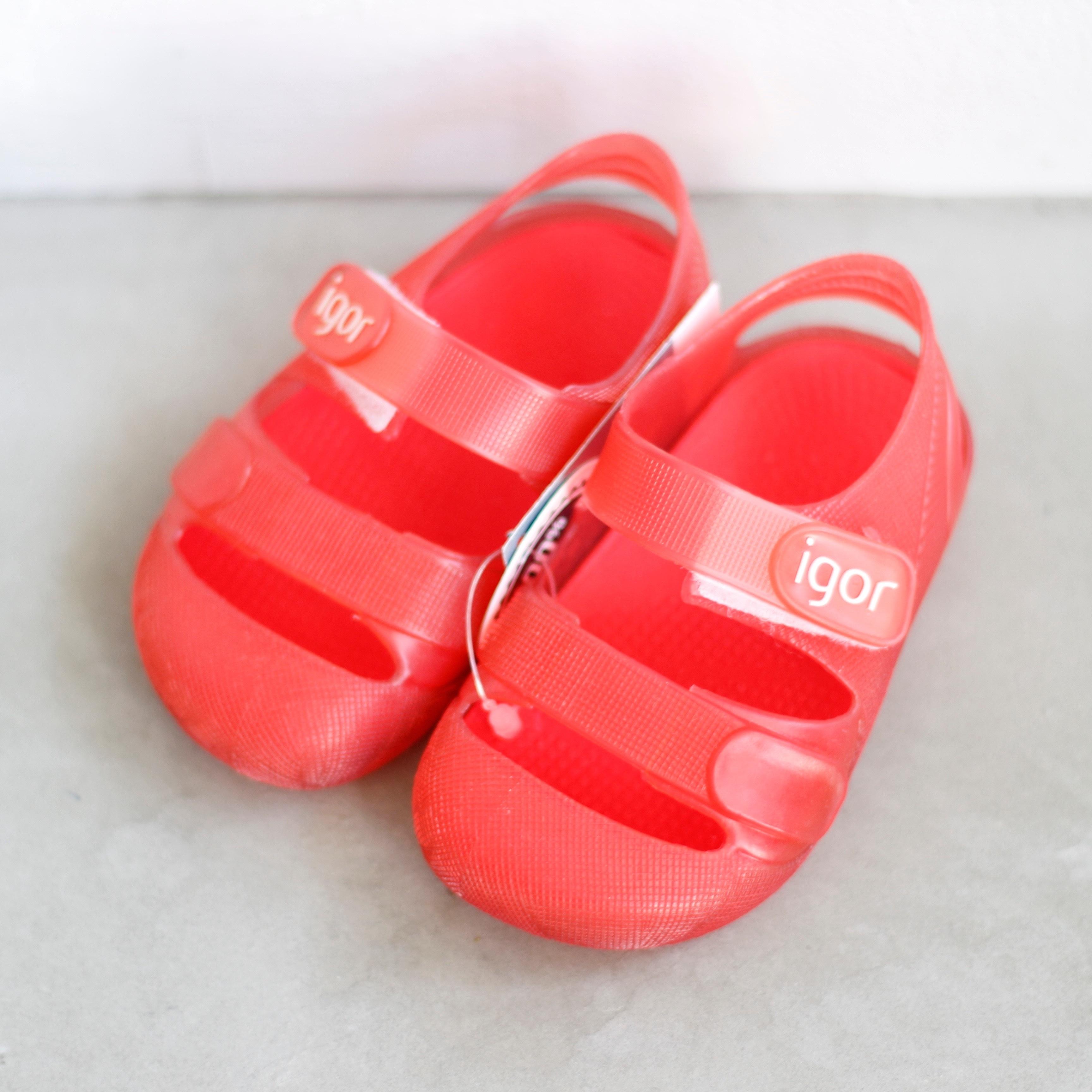 《igor》BONDI / Rojo(red)/ 13cm