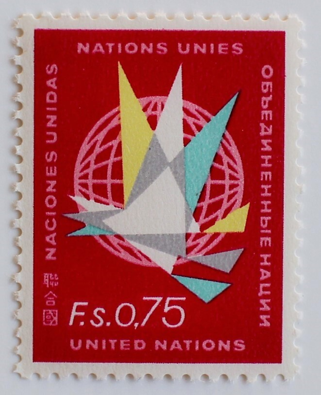 ジュネーブ / 国連 1969
