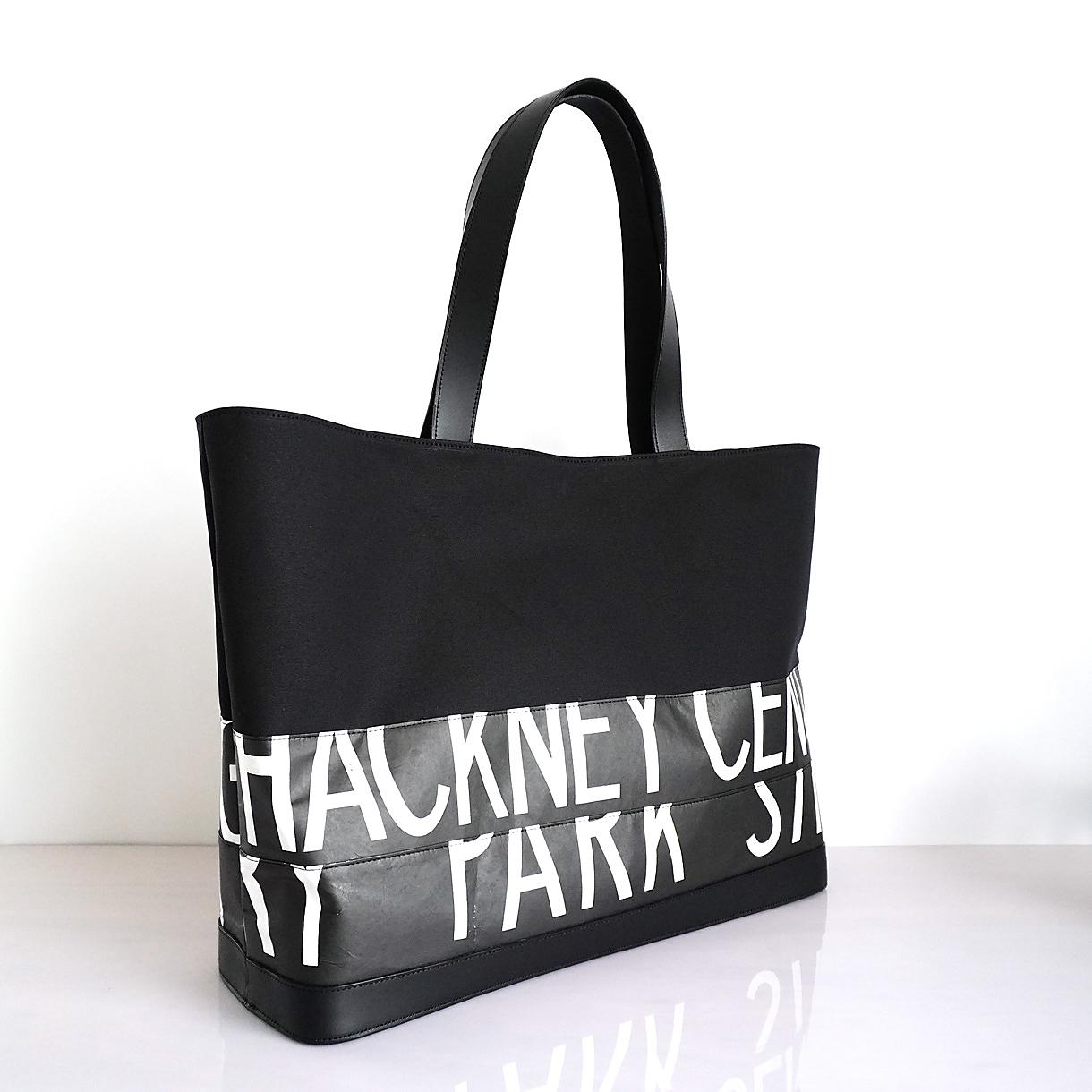 Tote Bag (L) / Black  TLB-0016