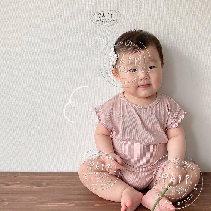 NO.1366 baby cool SET / ikii