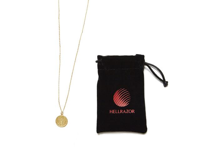 HELLRAZOR THANK YOU TOKYO CHAIN (10k Gold)