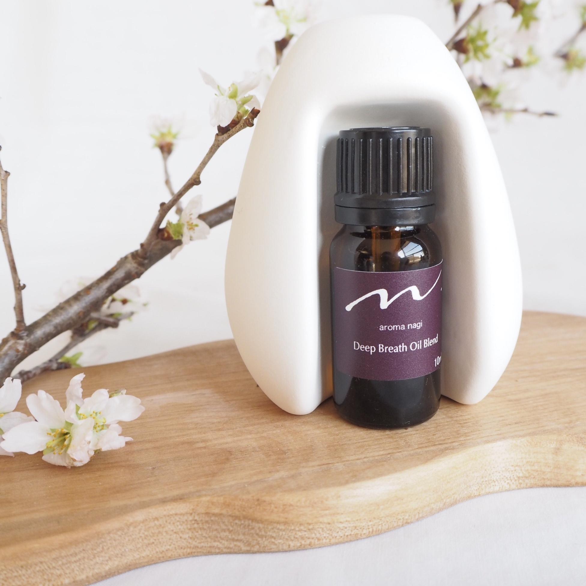 アウトドアブレンド精油 aroma nagi 10ml