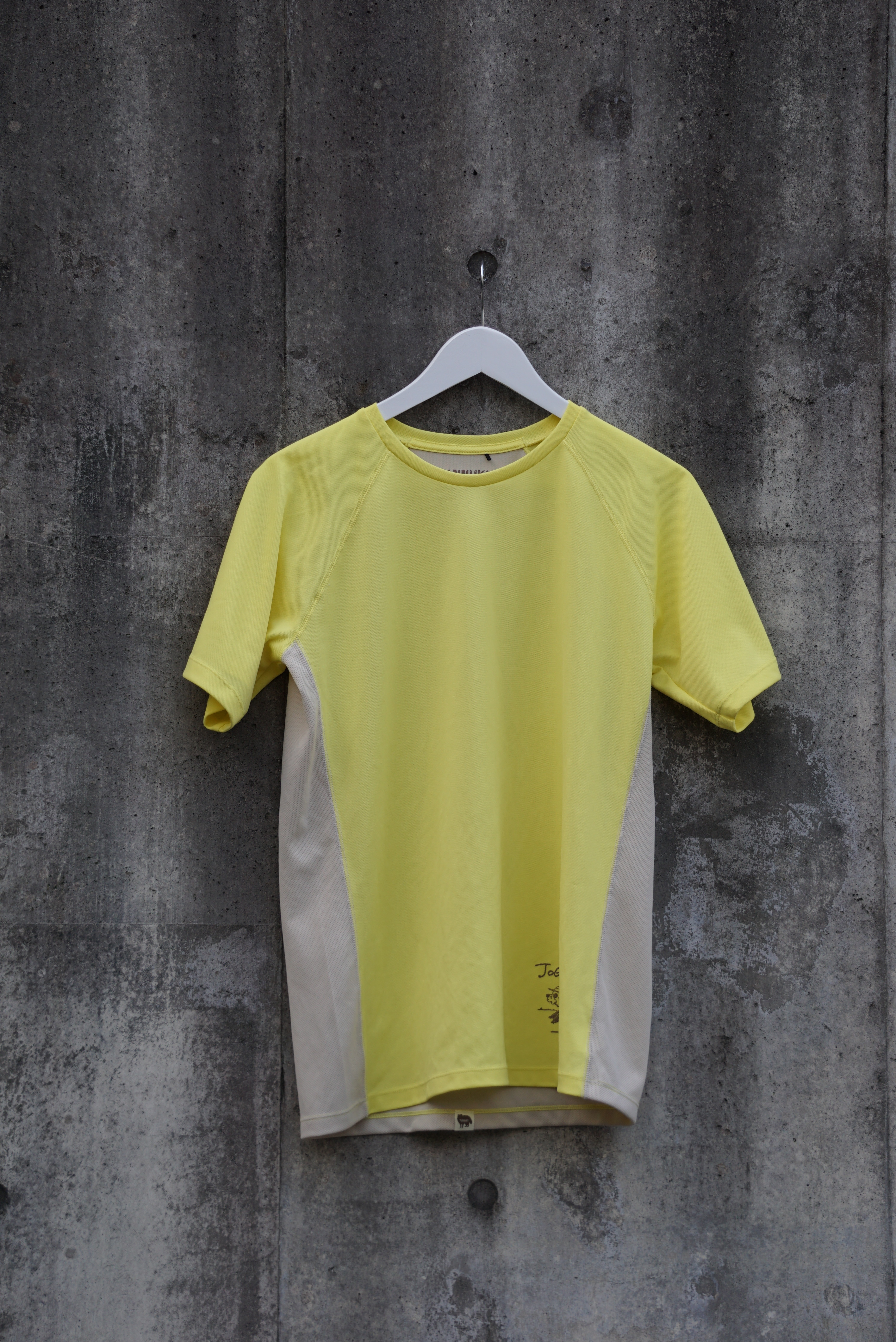 Tannuki Graphic T JP: Color Yellow