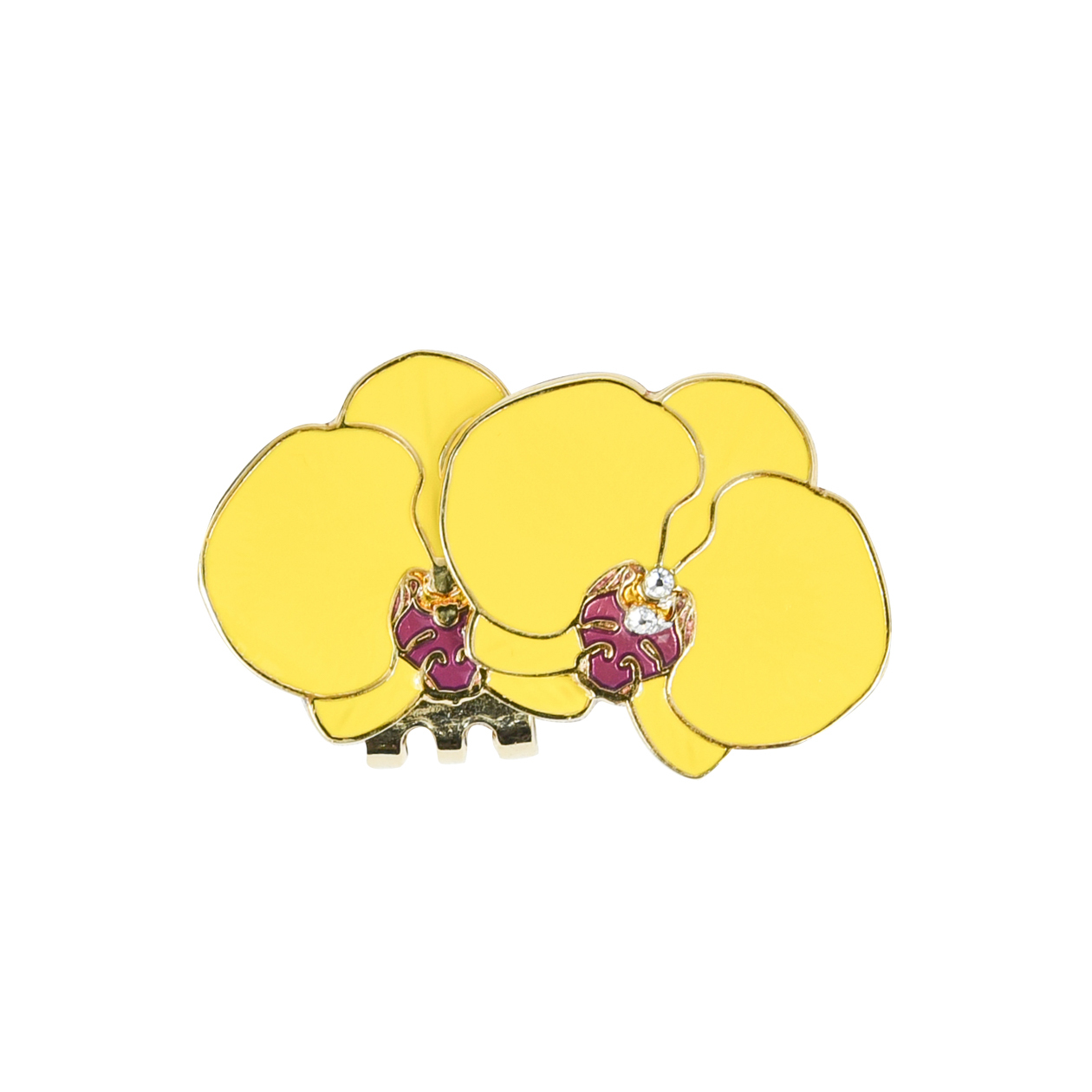 4. Orchid Yellow