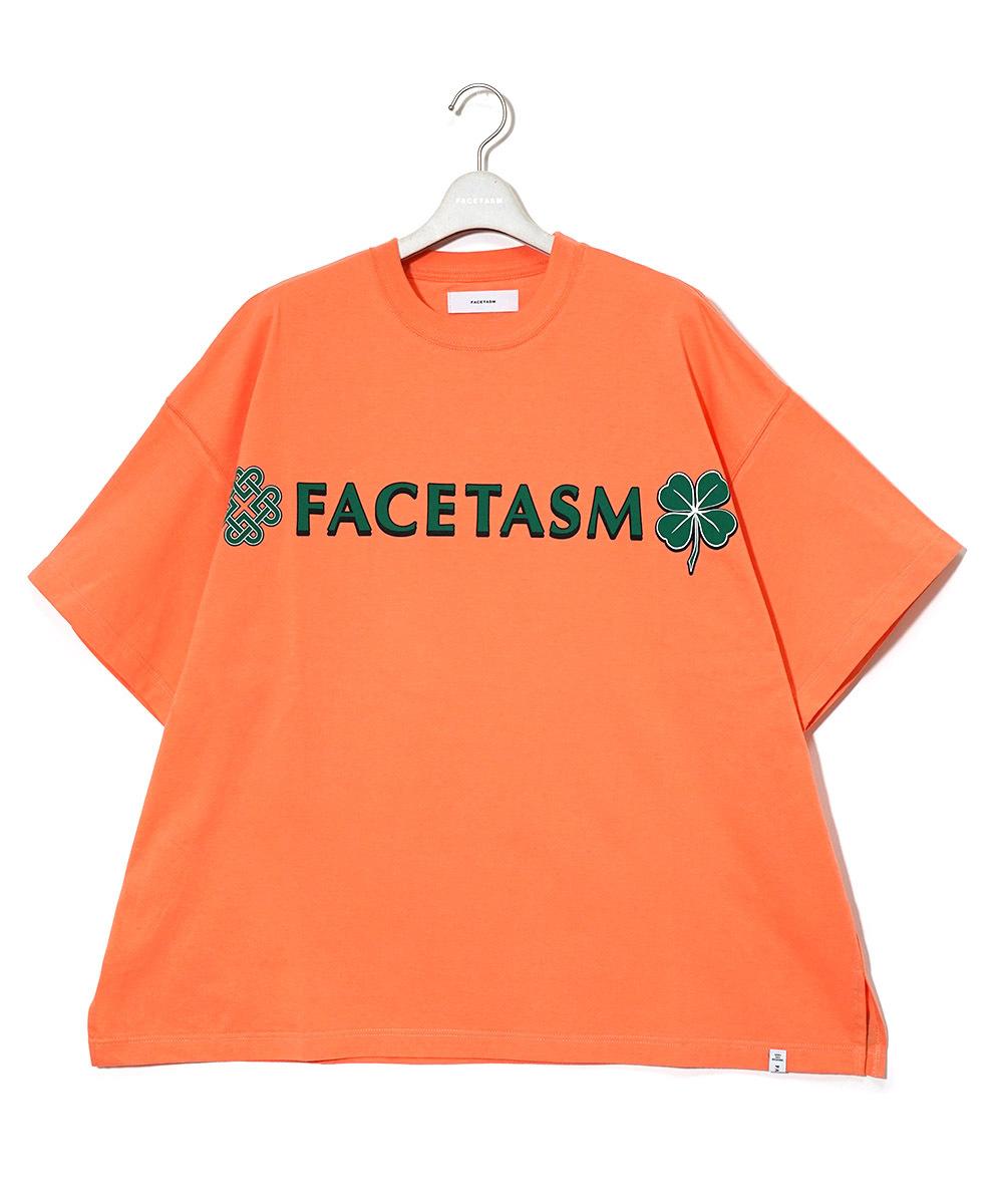 【FACETASM】CLOVER BIG TEE