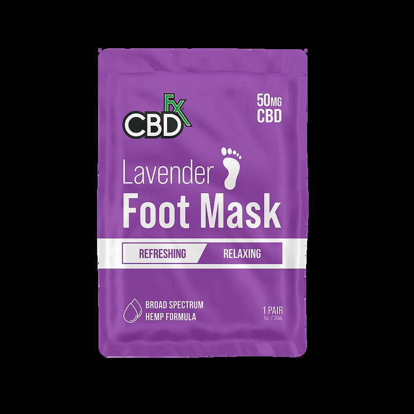 フットマスク< CBD  FX >(2TYPE)