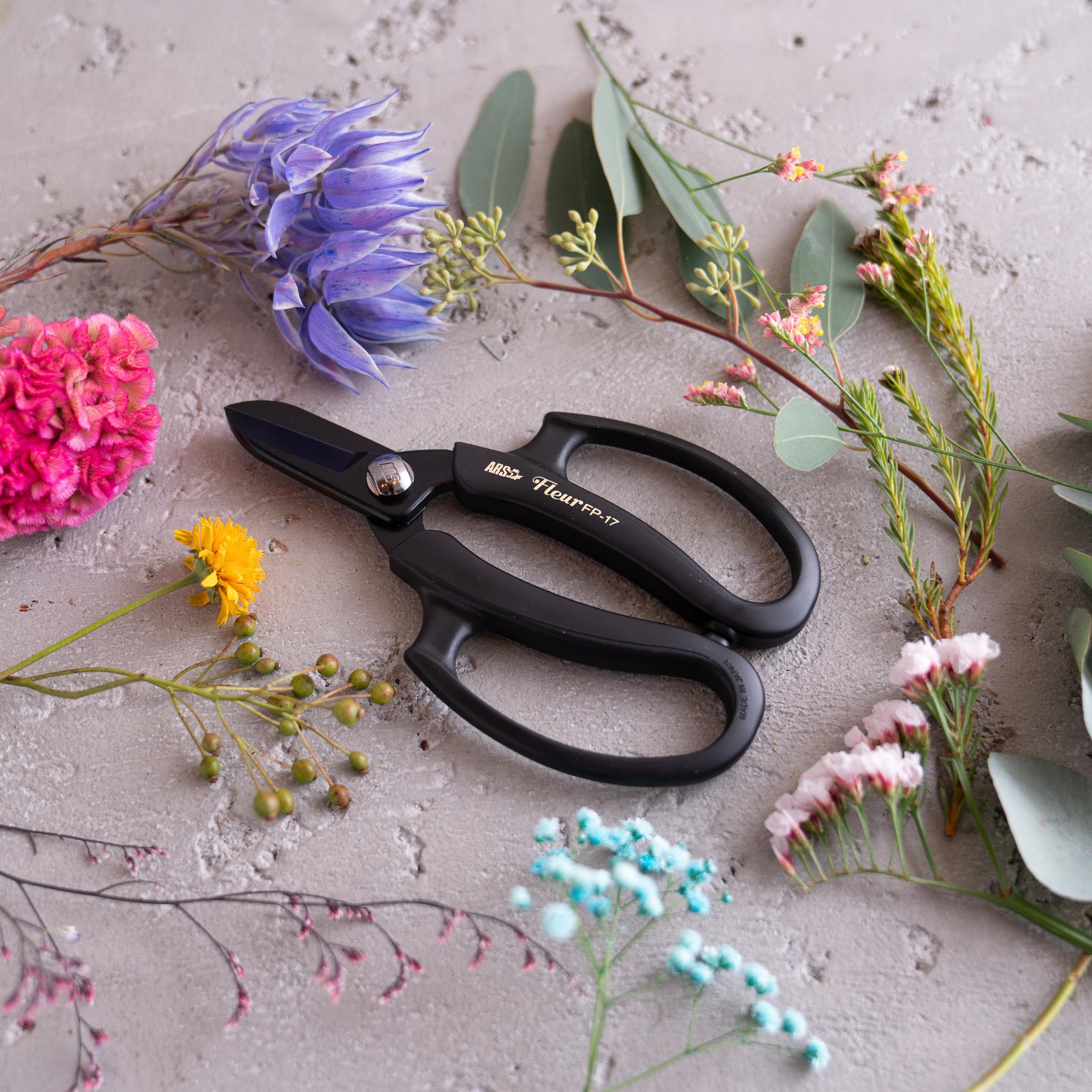 お花屋さんの花はさみ Fleur