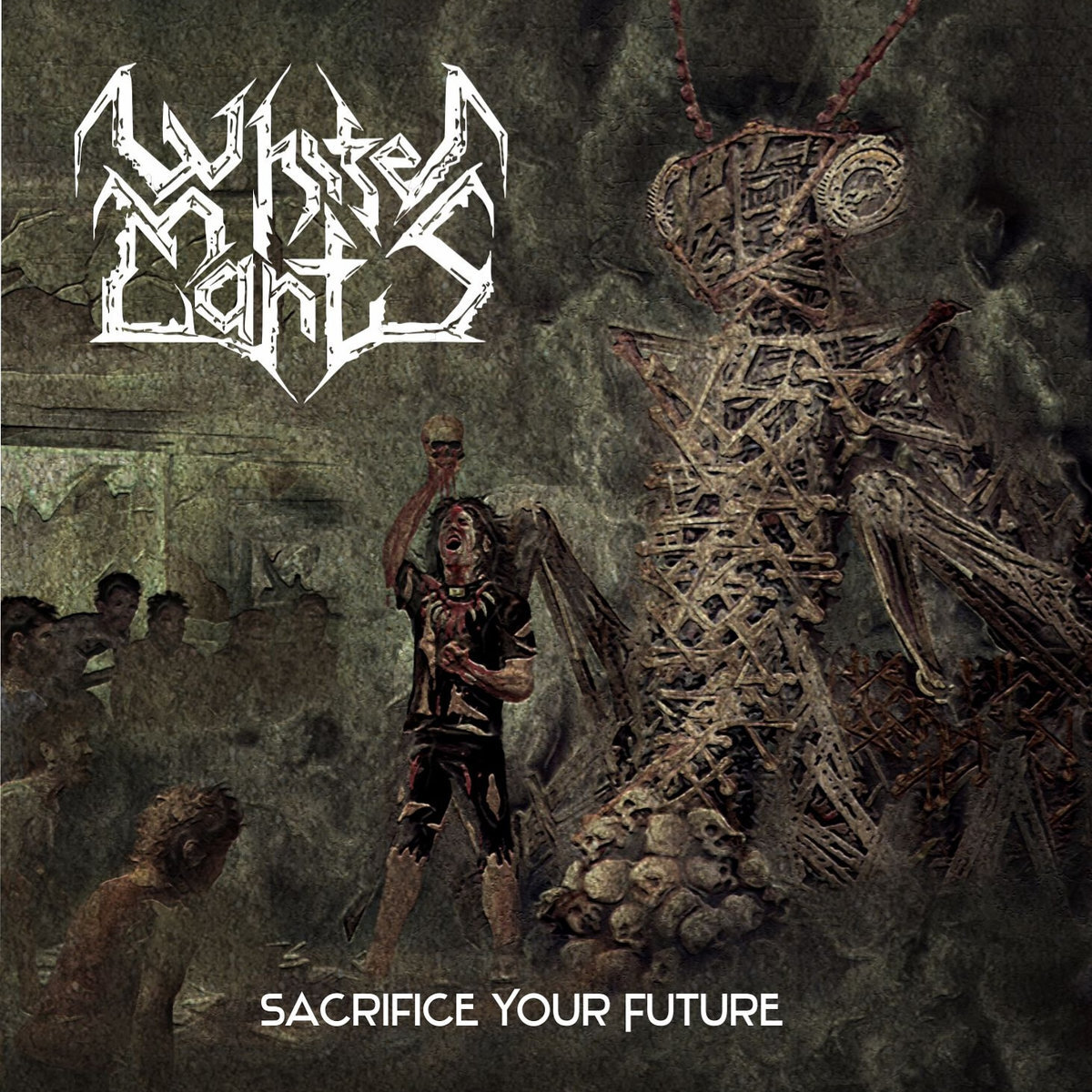 "WHITE MANTIS ""Sacrifice Your Future"""