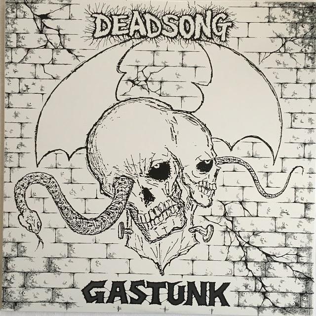 【LP・国内盤】ガスタンク / DEAD SONG