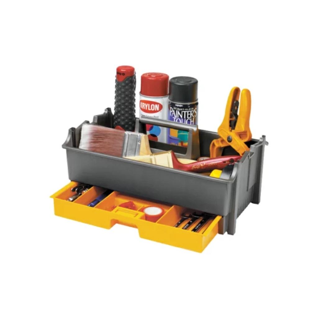 Plano ツールトート ハンドル付き工具トレー