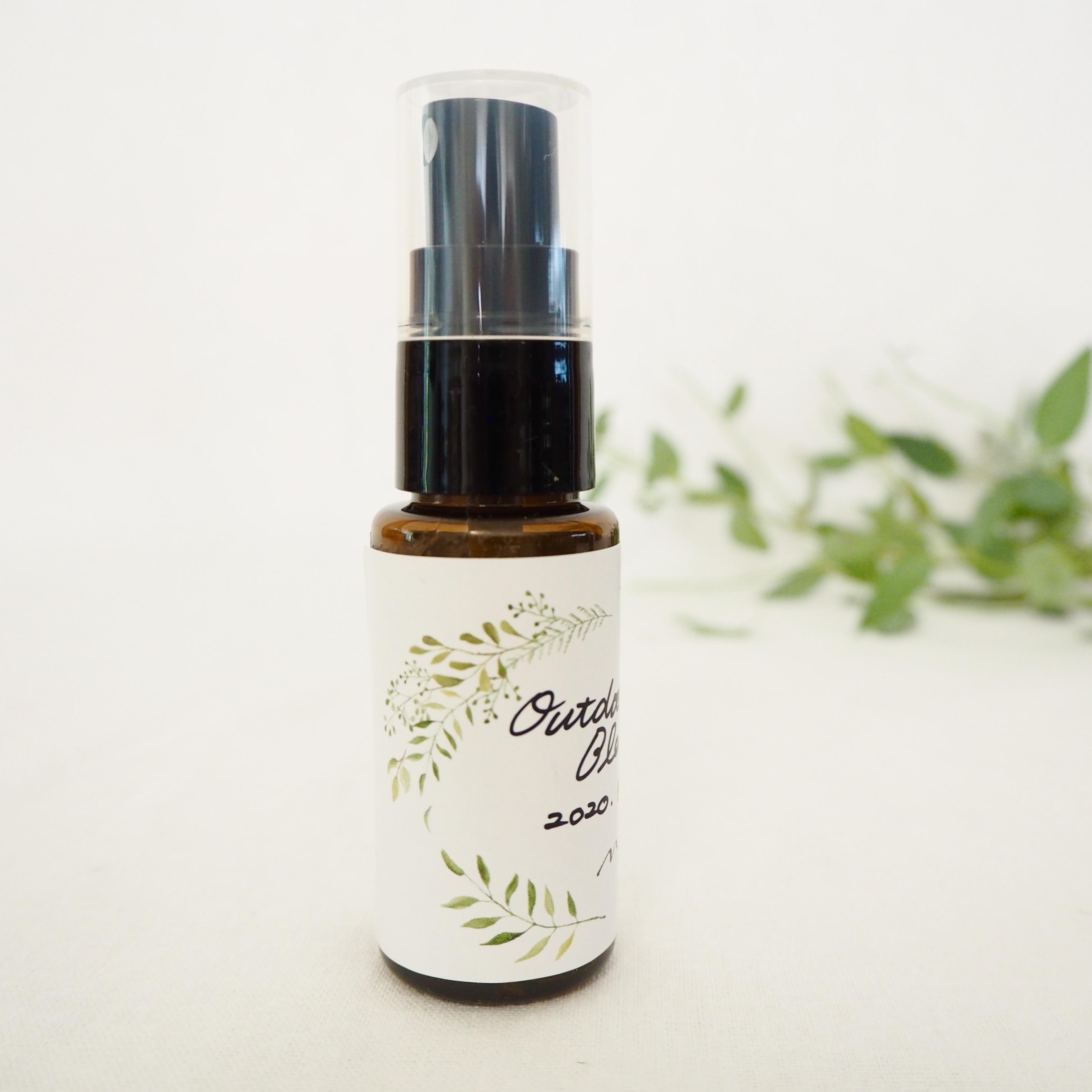 好きな精油をいれるだけ!エタノール 65% aroma nagi 無香料スプレー30mlと、精油のセット