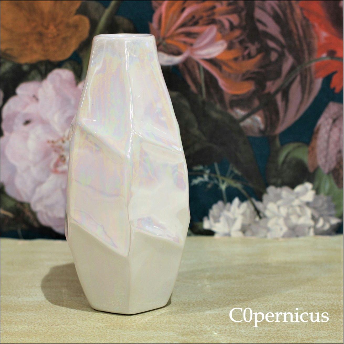 flowerbase11 サイズ オーロラパール/花器/花瓶 浜松雑貨屋 C0pernicus