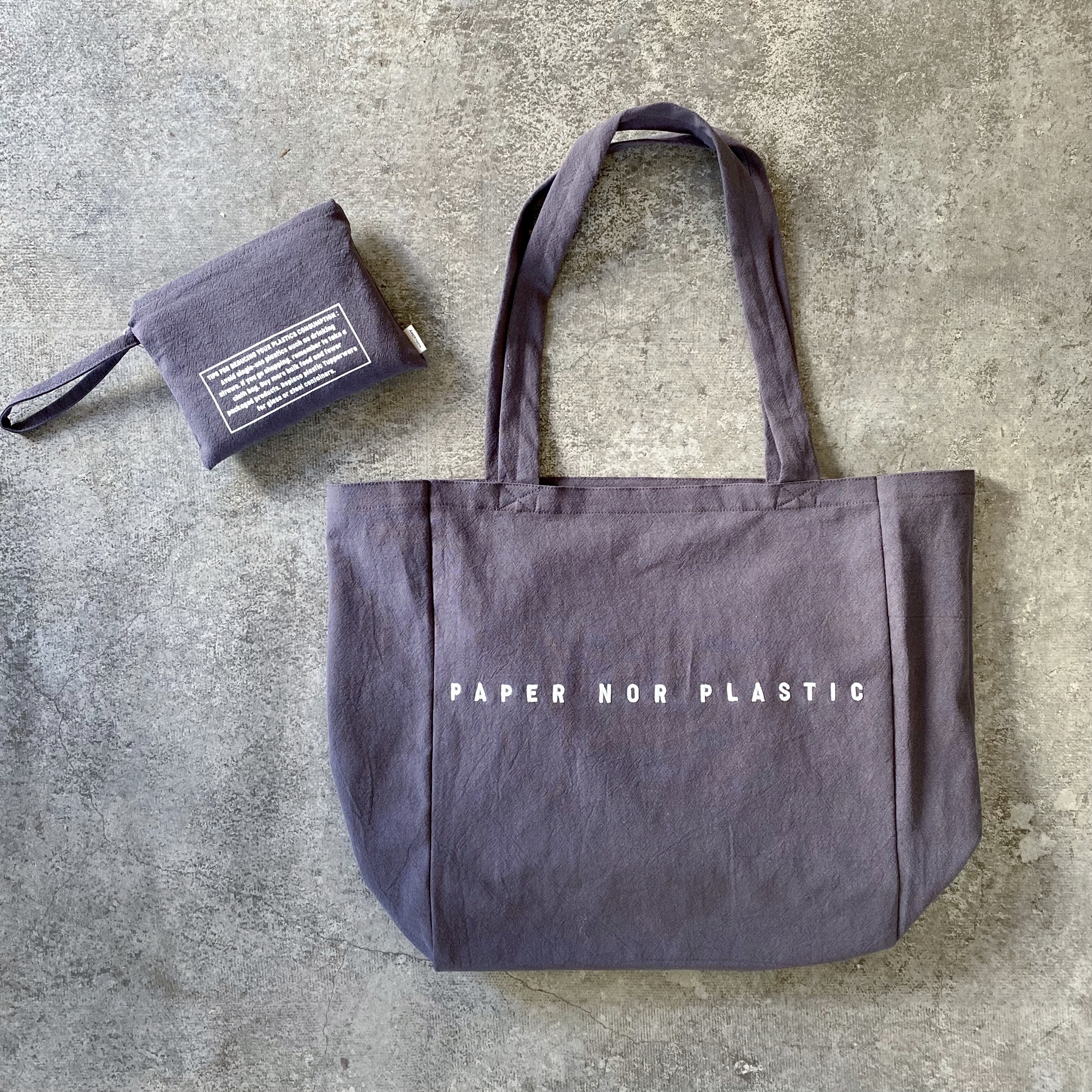 market bag_ash
