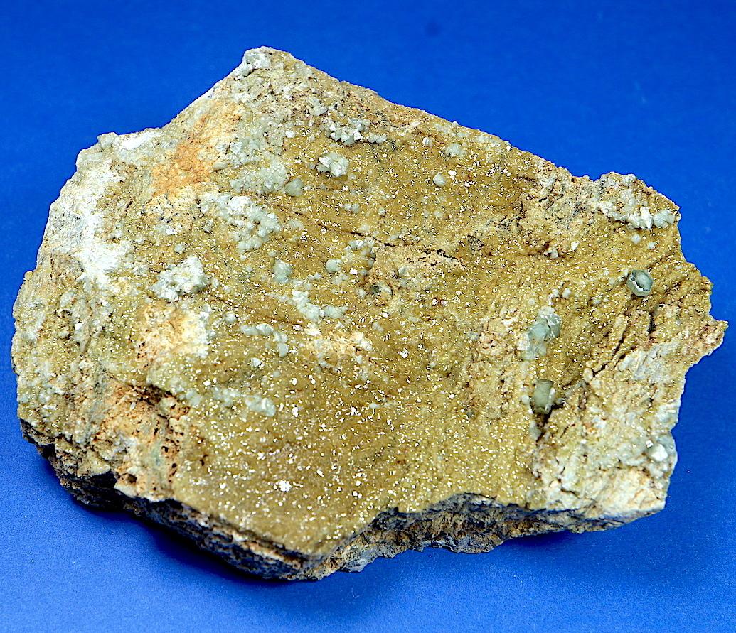 トパゾライト + クリノクロア ガーネット 灰鉄柘榴石 原石 99,3g AND045 鉱物 標本 原石 天然石