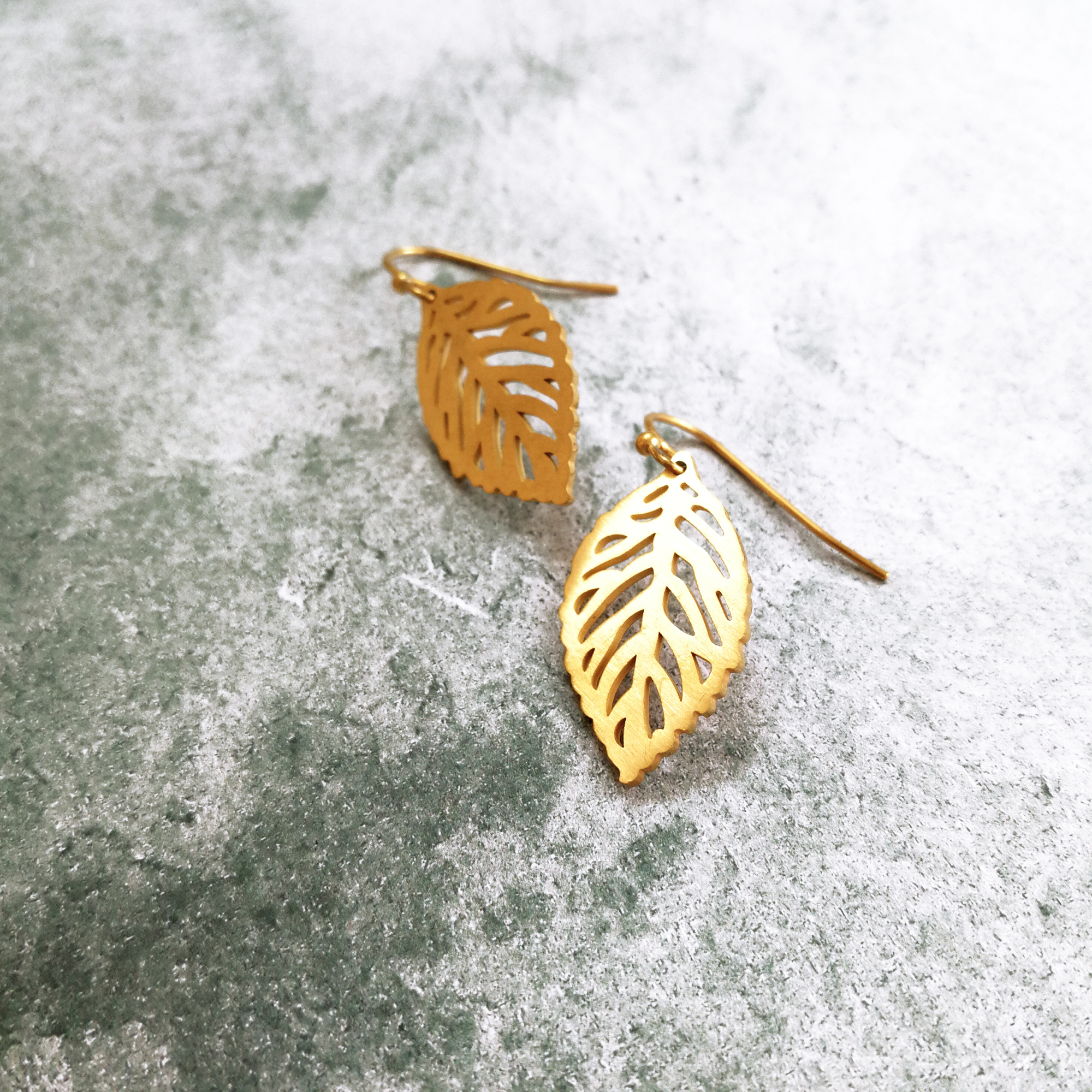 leaf -gold-