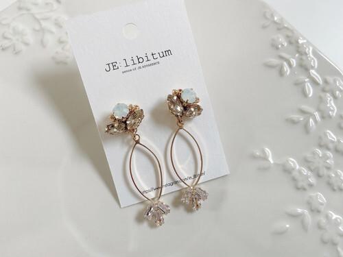 libitum jewel  ピアス/イヤリング◆libi_355