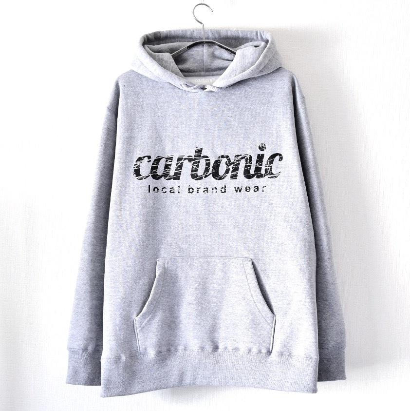 carbonic STD SCRATCH hooded parka