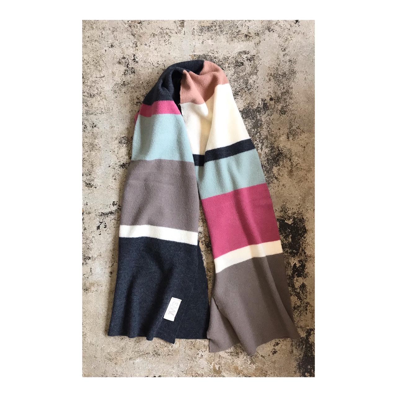 Simva145-0010 Wool Milling Shawl
