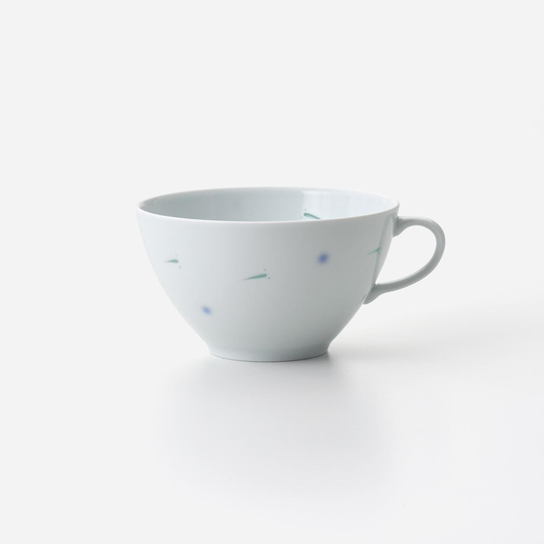 No.145 透かしメダカ スープカップ