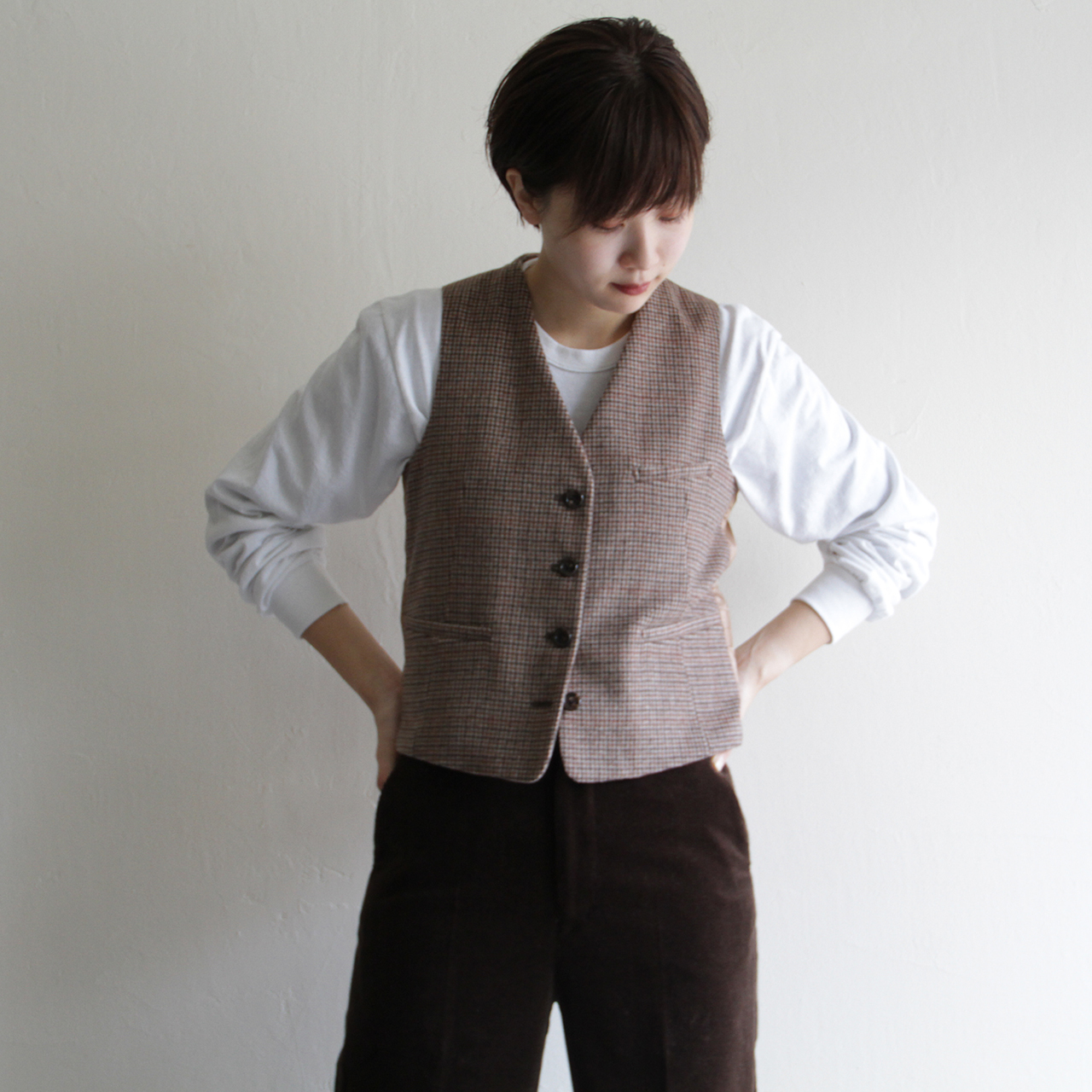 WRYHT【 womens 】country sack vest